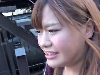 Fabulous Japanese Model In Best Small Tits Jav Movie