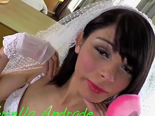 Shemaleidol Latina T Bride Ass Fucked Porn Video 842