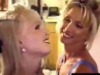 Incredibly Hot Lesbian Shemales Fuck Each Other