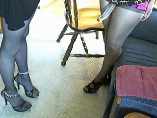 Horny Girl Fucks Crossdresser With Strap On Txxx Com